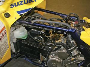 Engine Primer  4Stroke Rebuild   ATV Illustrated