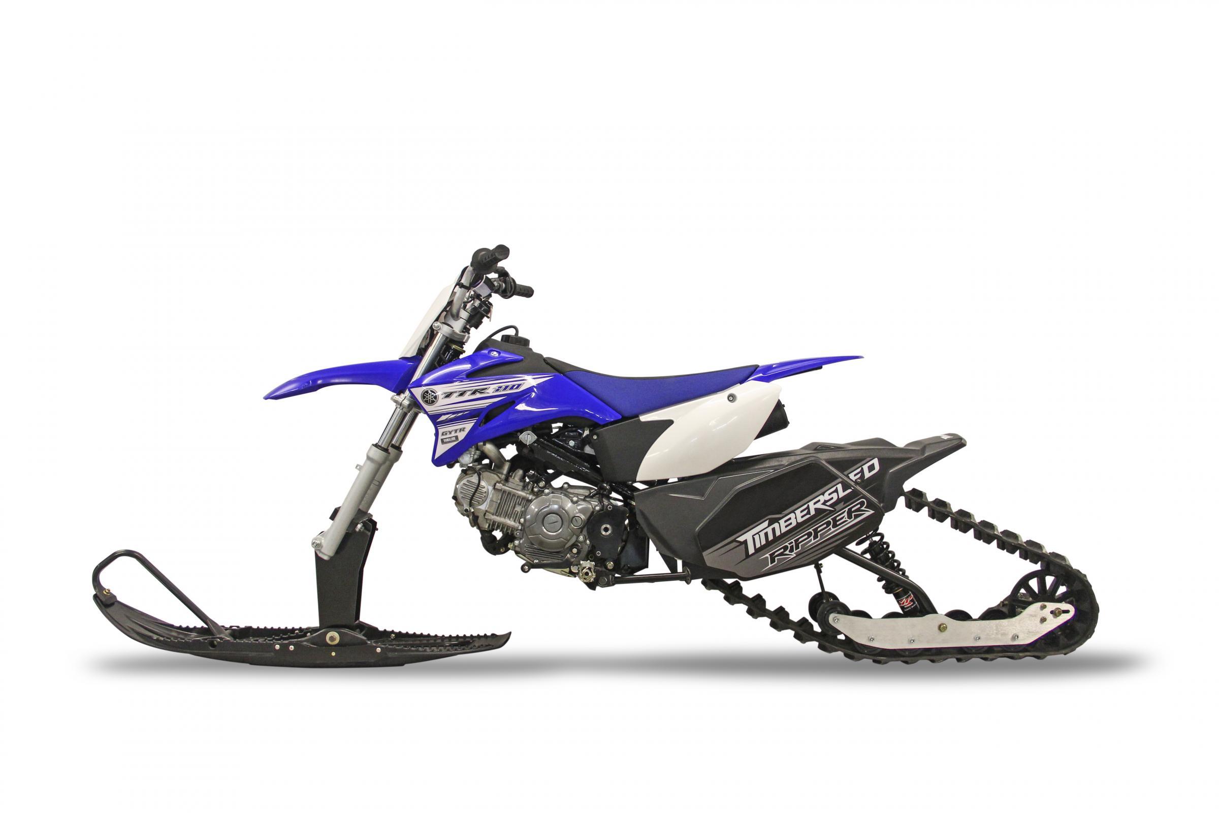 New Timbersled™ ST 90 Ripper Systems Convert 110cc Dirt