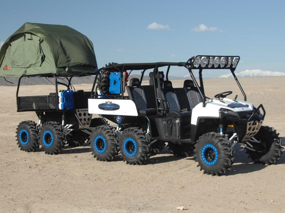 medium resolution of vendor 2011 marshall motoart polaris ranger6x6 jpg