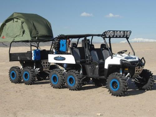 small resolution of vendor 2011 marshall motoart polaris ranger6x6 jpg