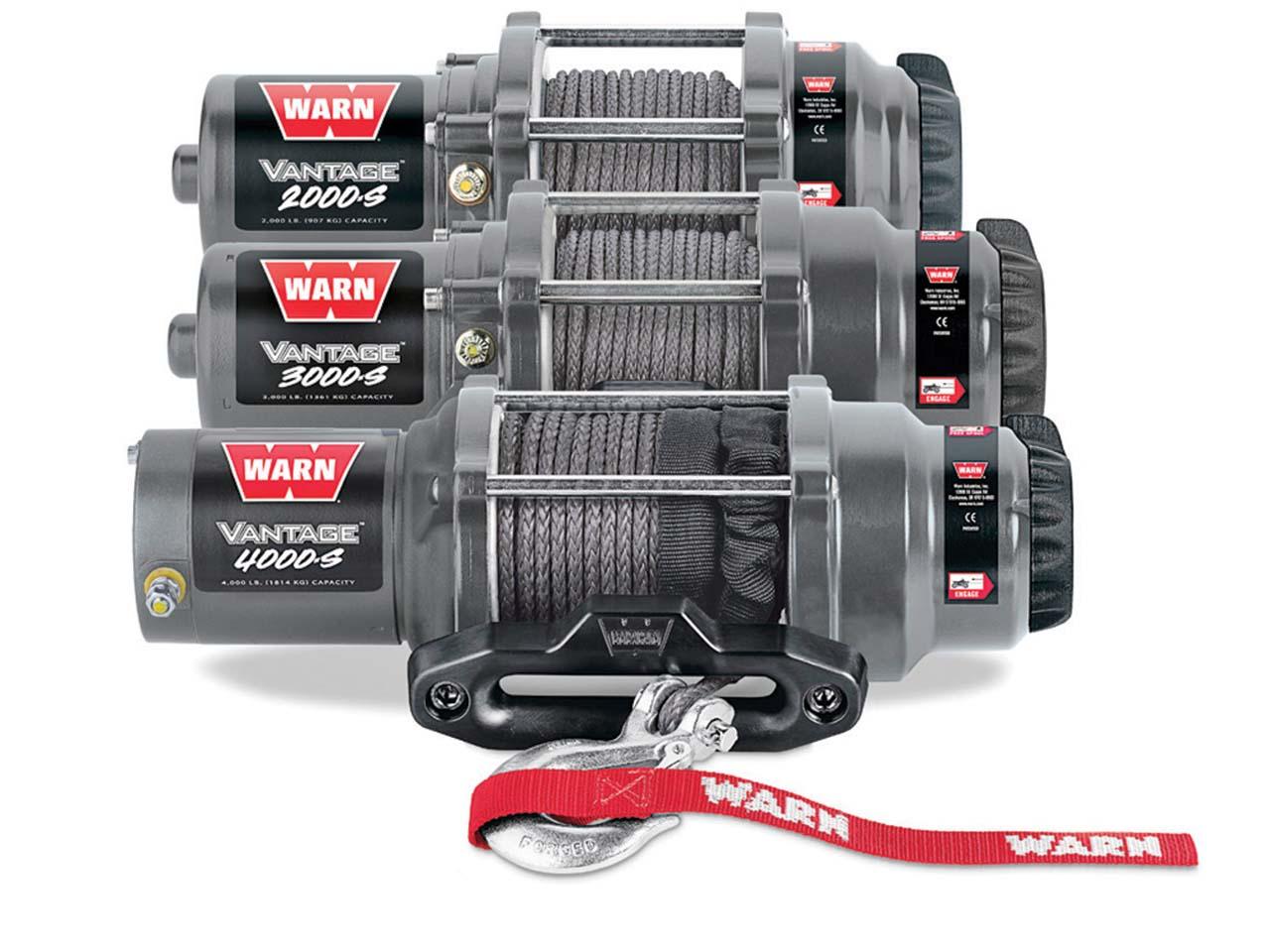4500 Lb Warn Winch Wiring Diagram