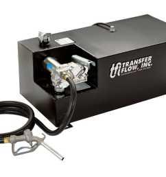 transfer flow introduces 40 gallon refueling tank for light duty trucks [ 1280 x 960 Pixel ]