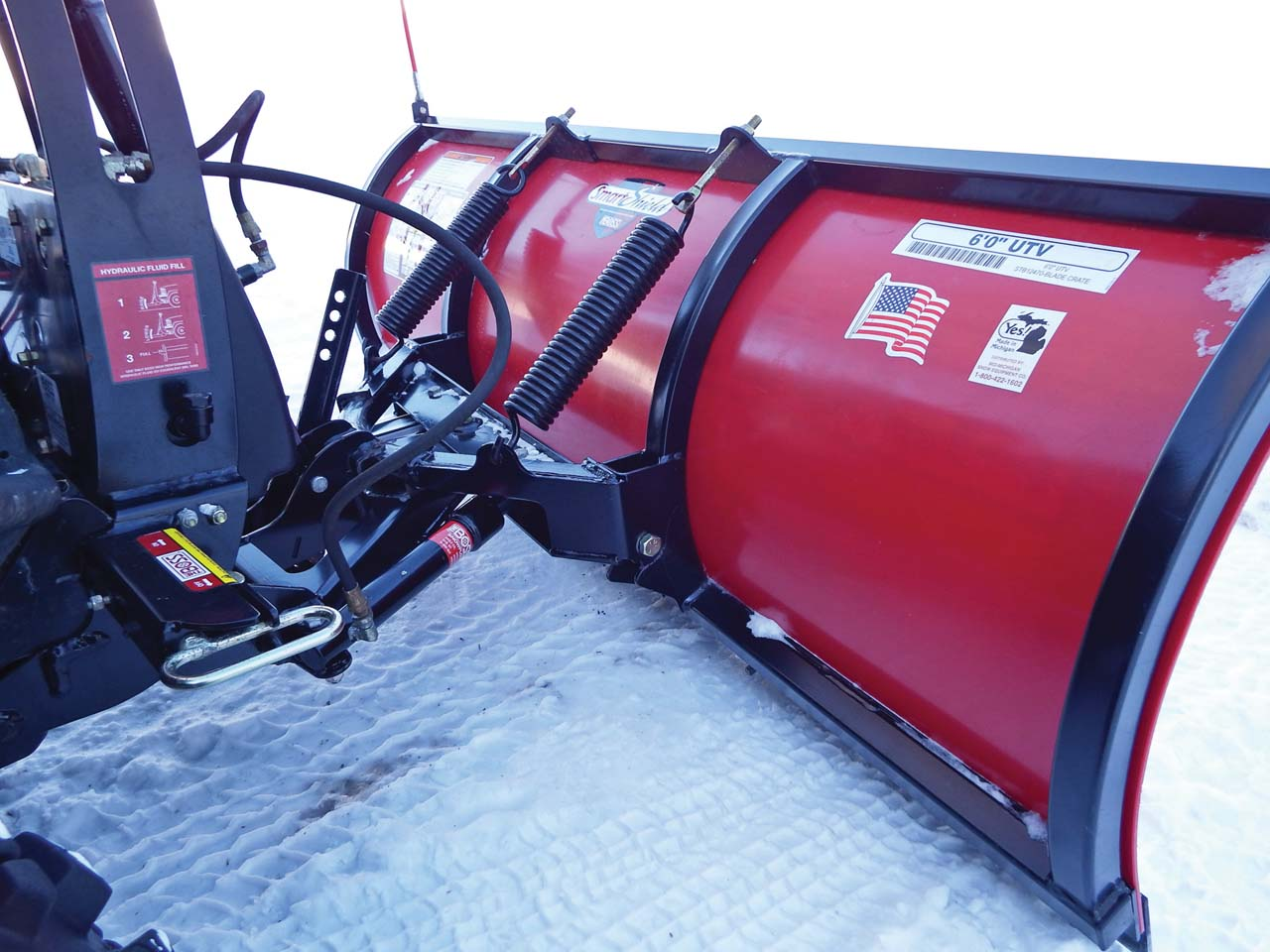 boss snow plows honda obd0 to obd1 wiring diagram buyer 39s guide plow roundup atv illustrated
