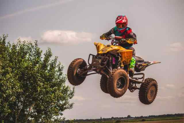 What Type of Gas and Oil to put in an ATV?