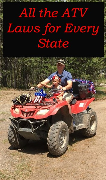 All the ATV Laws for Every State