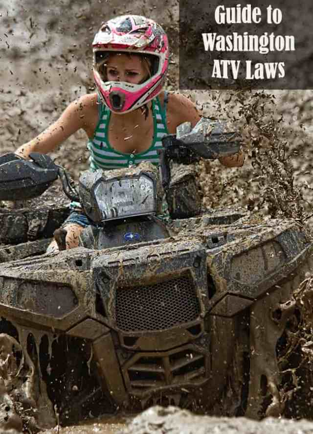 guide to washington atv and utv laws
