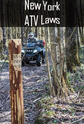 Guide to the ATV and UTV Laws of New York – ATV Man