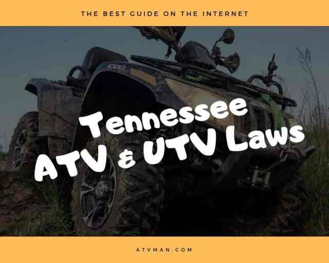 atv laws