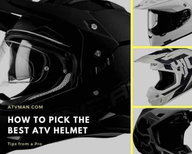 How to Choose the Best ATV Helmet?