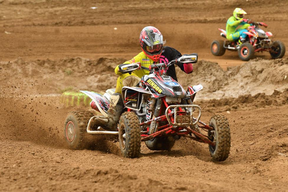Parker Wewerka earned fifth overall at the previous round, which is his best finish of the season.