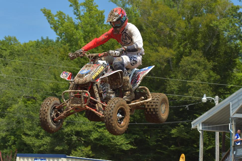 Parker Wewerka took the Pro Am overall win in Tennessee.
