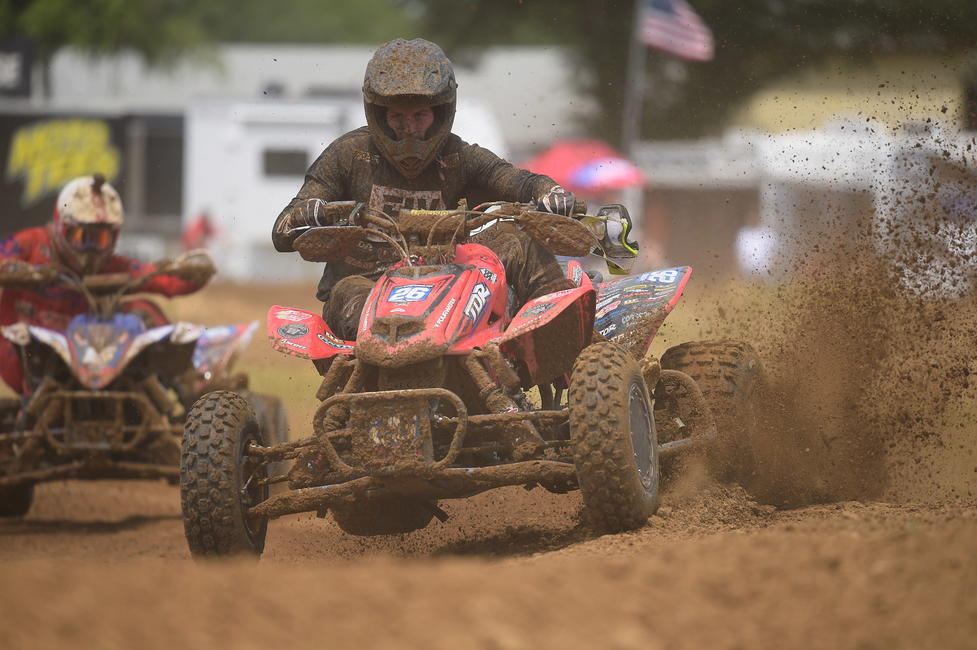 AMA Pro ATV rookie, Brandon Hoag, is looking to land a top five finish at round five.