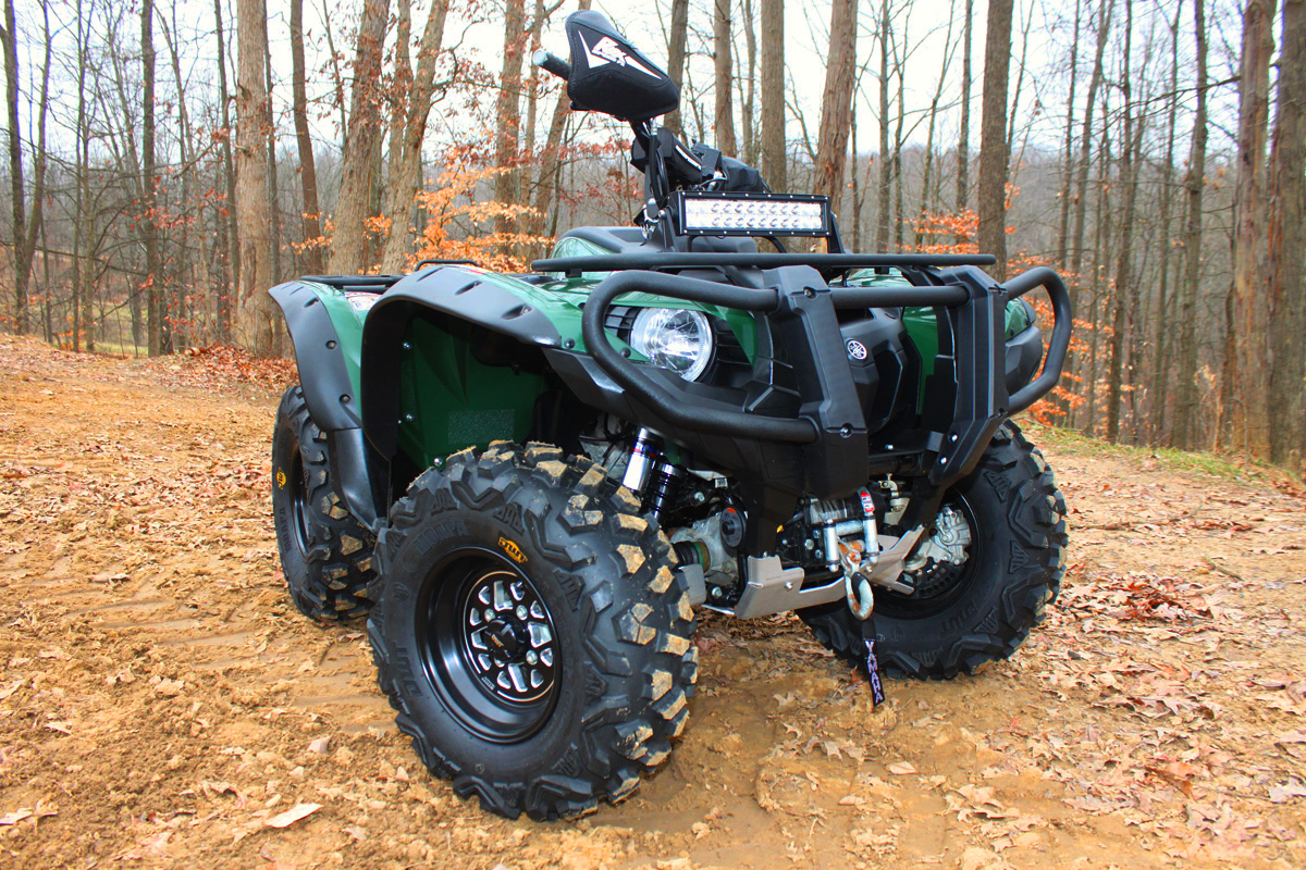 hight resolution of yamaha grizzly 700 generation 1 sport touring project 006 edit