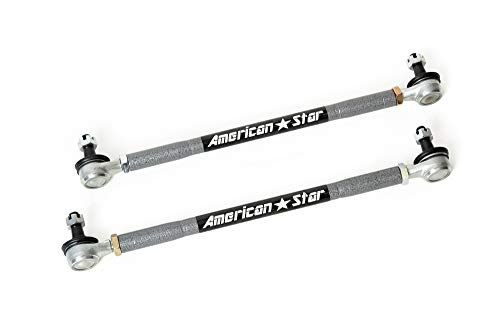American Star 4130 ATV Chromoly Steel Tie Rod Upgrade For