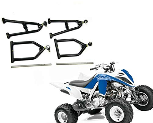Coolingcare Stainless Front A-arms+2+1 Wider Extender ATV