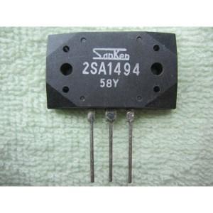 2SA1494 TRANSISTOR NPN BLAZER 1000 WATT POWER AMPLIFIER