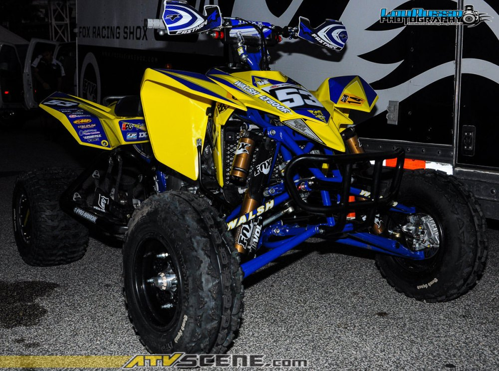 medium resolution of walsh race craft s ltr quadzilla hybrid built for kory ellis atv scene magazine