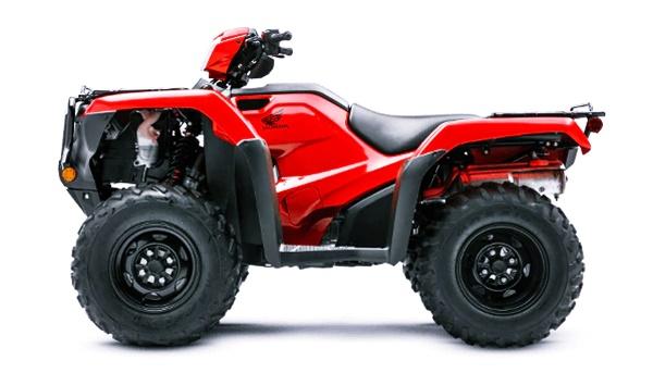 2022 Honda Fourtrax Foreman 4X4 Model