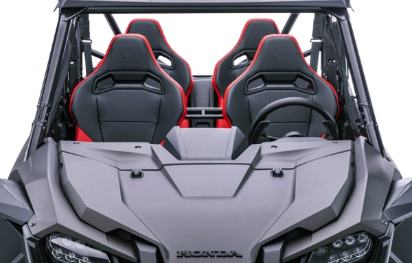 2022 Honda Talon 1000X Fox Live Valve Seat