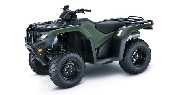 New 2022 Honda FourTrax Rancher ES Review, Specs