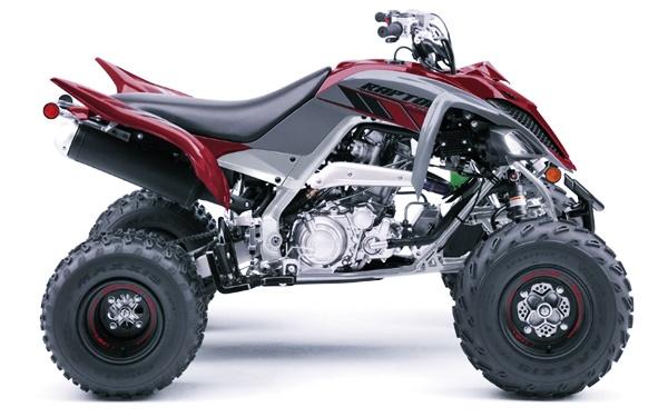 2021 Yamaha Raptor 700R SE Colors