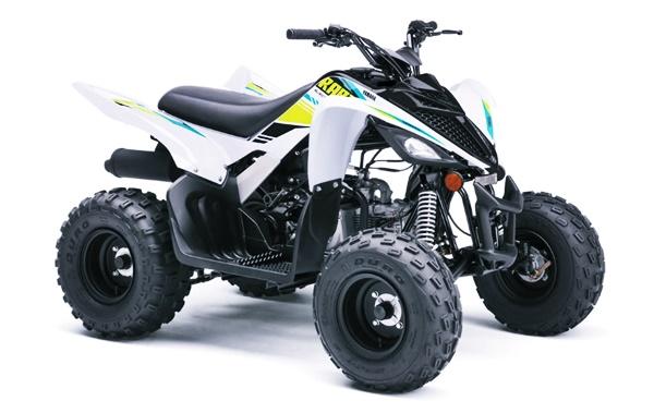 2022 Yamaha Raptor 90 USA Rumors