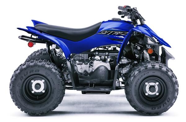 2022 Yamaha YFZ50 Features