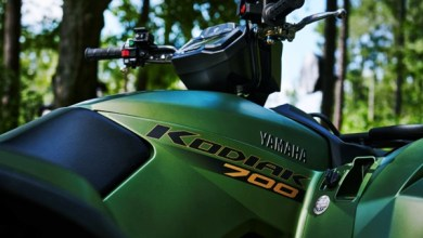 New 2022 Yamaha Kodiak 700 EPS SE Specs