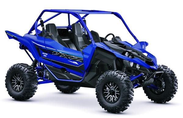 New 2021 Yamaha YXZ1000R Turbo, Colors