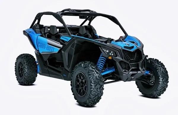 2022 Can-Am Maverick X3 DS Turbo Colors