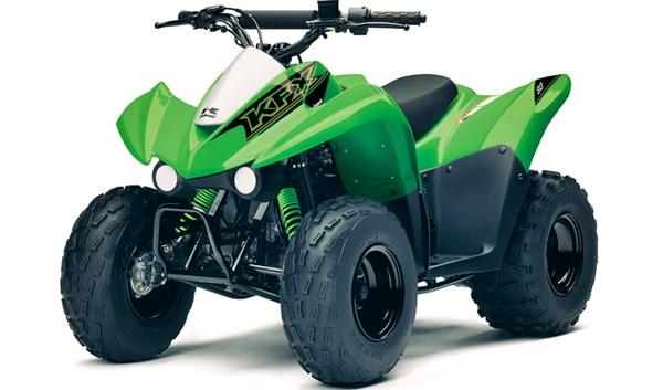 New 2021 Kawasaki KFX 90 Price