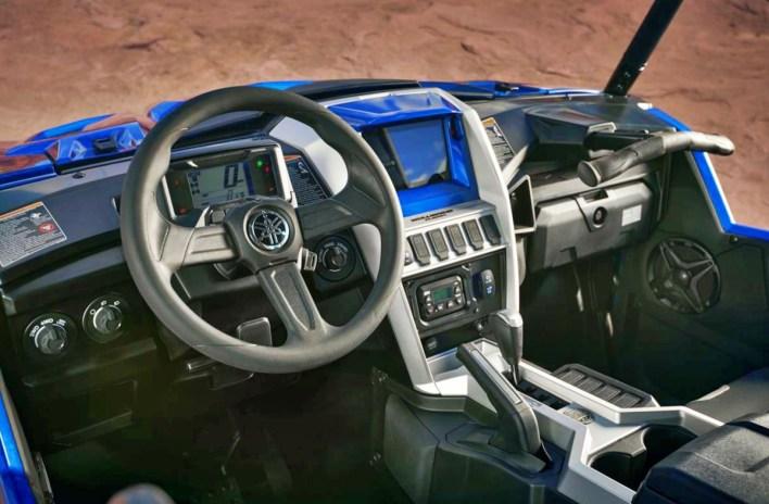 2021 Yamaha Wolverine RMAX2 1000 Interior
