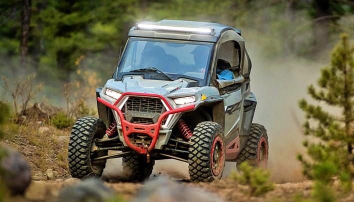 2022 Polaris RZR Trail S
