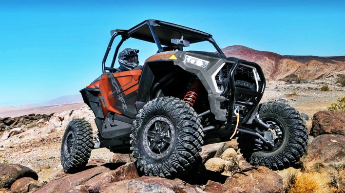2022 Polaris RZR XP 1000 Trails Rocks Specs