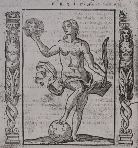 Verita (1593), by Ripa