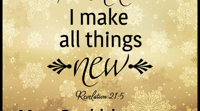 New year New Blessings