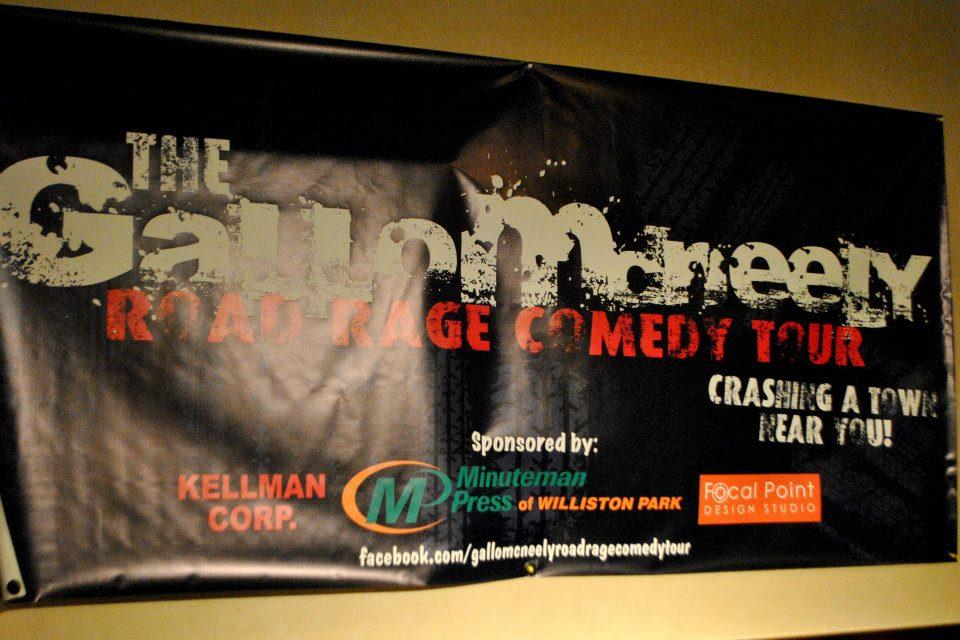 GalloMcNeely Road Rage Comedy Tour