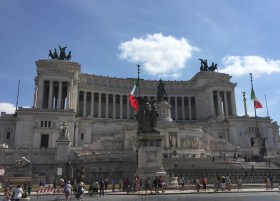 """""""Vittorio Emanuele"""" monument"""