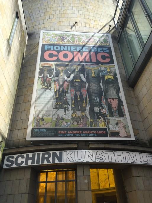 schirn, frankfurt (art museum)