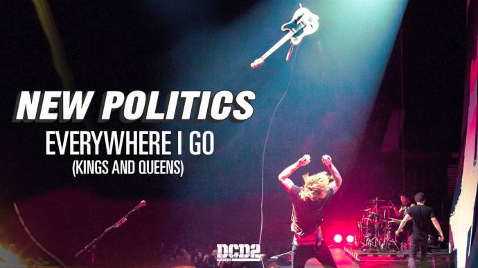 New Politics Everywhere I Go