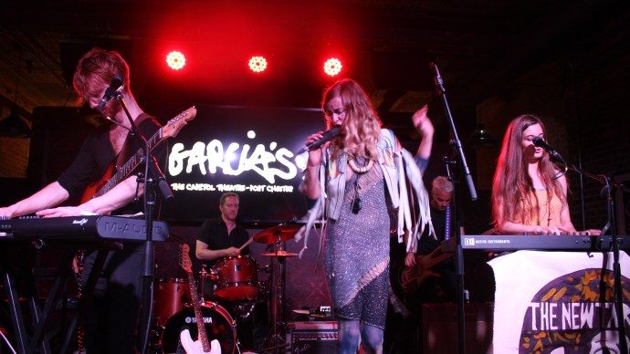 The New Tarot at Garcia's in Portchester, NY 6/12/2015