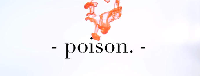 """""""Poison"""" by luhx."""
