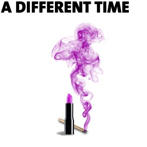 """A Different Time"" single art - Agelast"