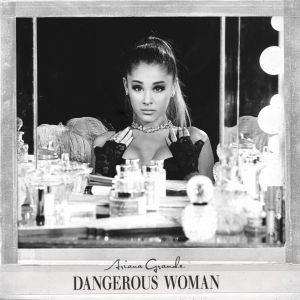 Dangerous Woman - Ariana Grande (Japanese cover art)