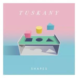 """""""Shapes"""" single art - Tuskany"""