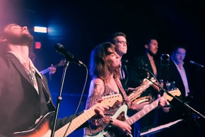 Atwood Magazine and LiveSyphon Present: The Watters' Unleashed Soul Rock Energy
