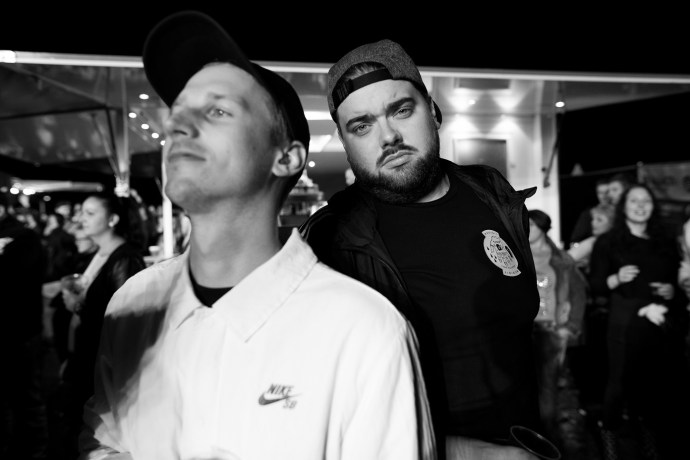 Drunken Masters © 2016