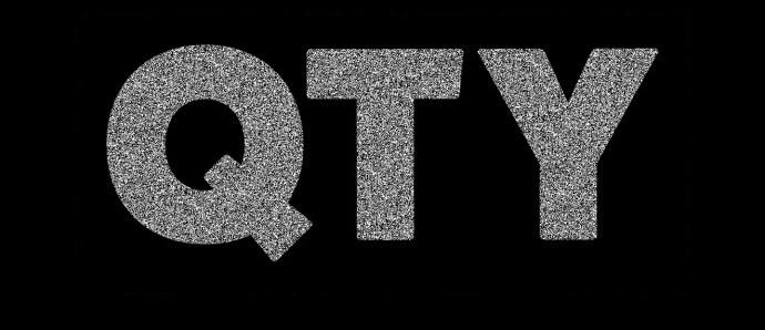 QTY © 2016