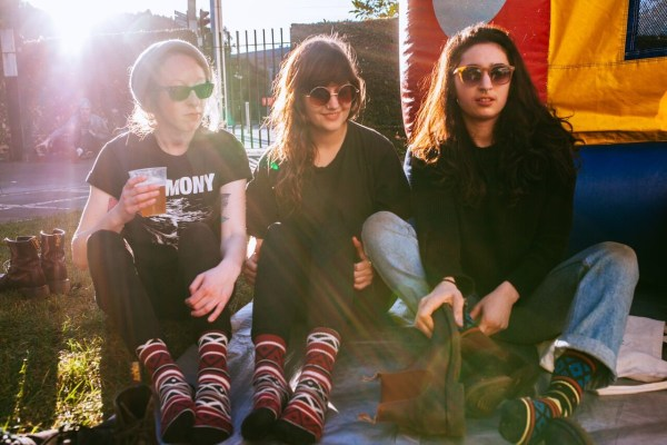 Camp Cope © Sian Sandilands