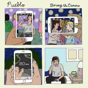 Boring the Camera - Pueblo